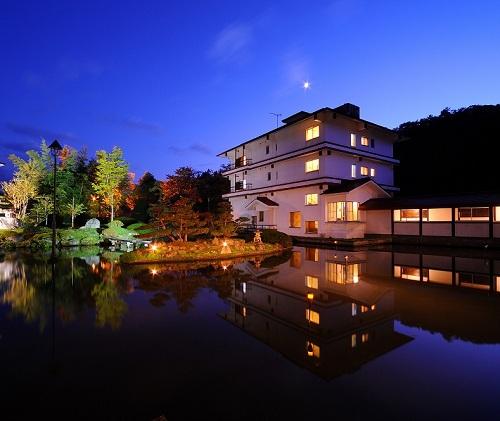 米沢周辺で紅葉がきれいに見える温泉宿