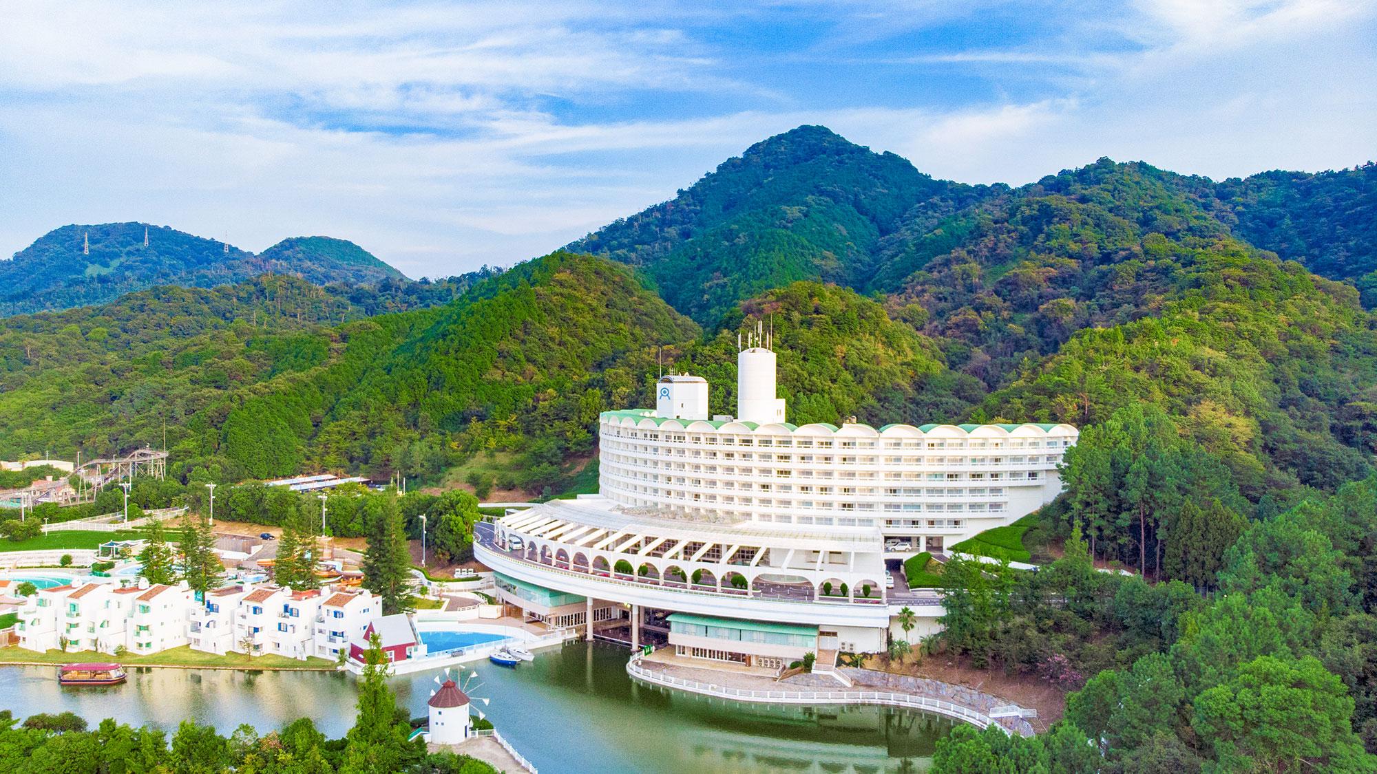 大江戸温泉物語 ホテルレオマの森...