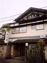 松美屋旅館の外観