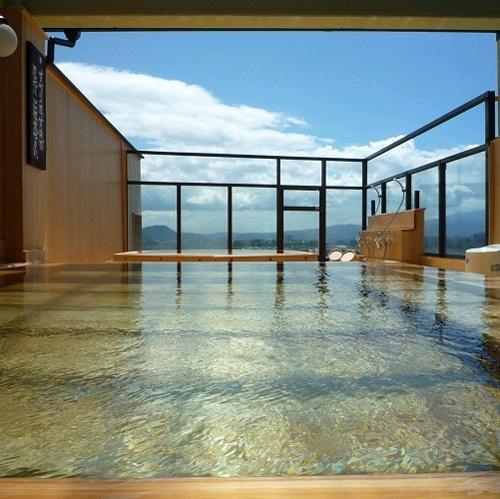 飯坂温泉 展望露天風呂の宿 湯乃家 画像