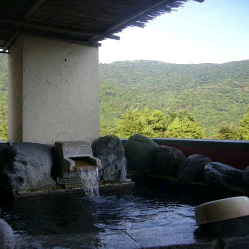 大平台温泉 箱根 旅の宿 海本 画像