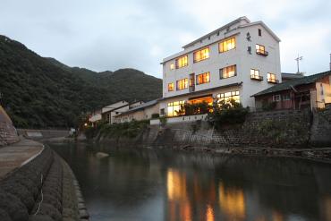 下田温泉 泉屋旅館 その1