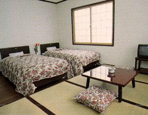 オーベルジュ ちくにの客室の写真