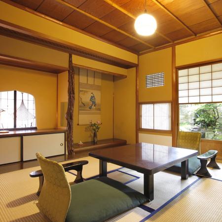 伊豆長岡温泉 数寄屋造り・離れ家の湯宿 古奈別荘 画像