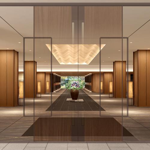 グランドプリンスホテル高輪の室内