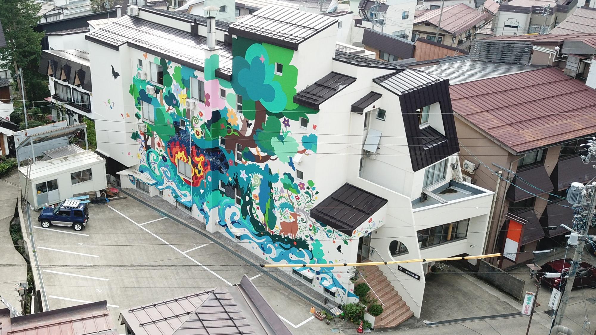 野沢温泉で1泊2日の女子旅におすすめな旅館を教えて!