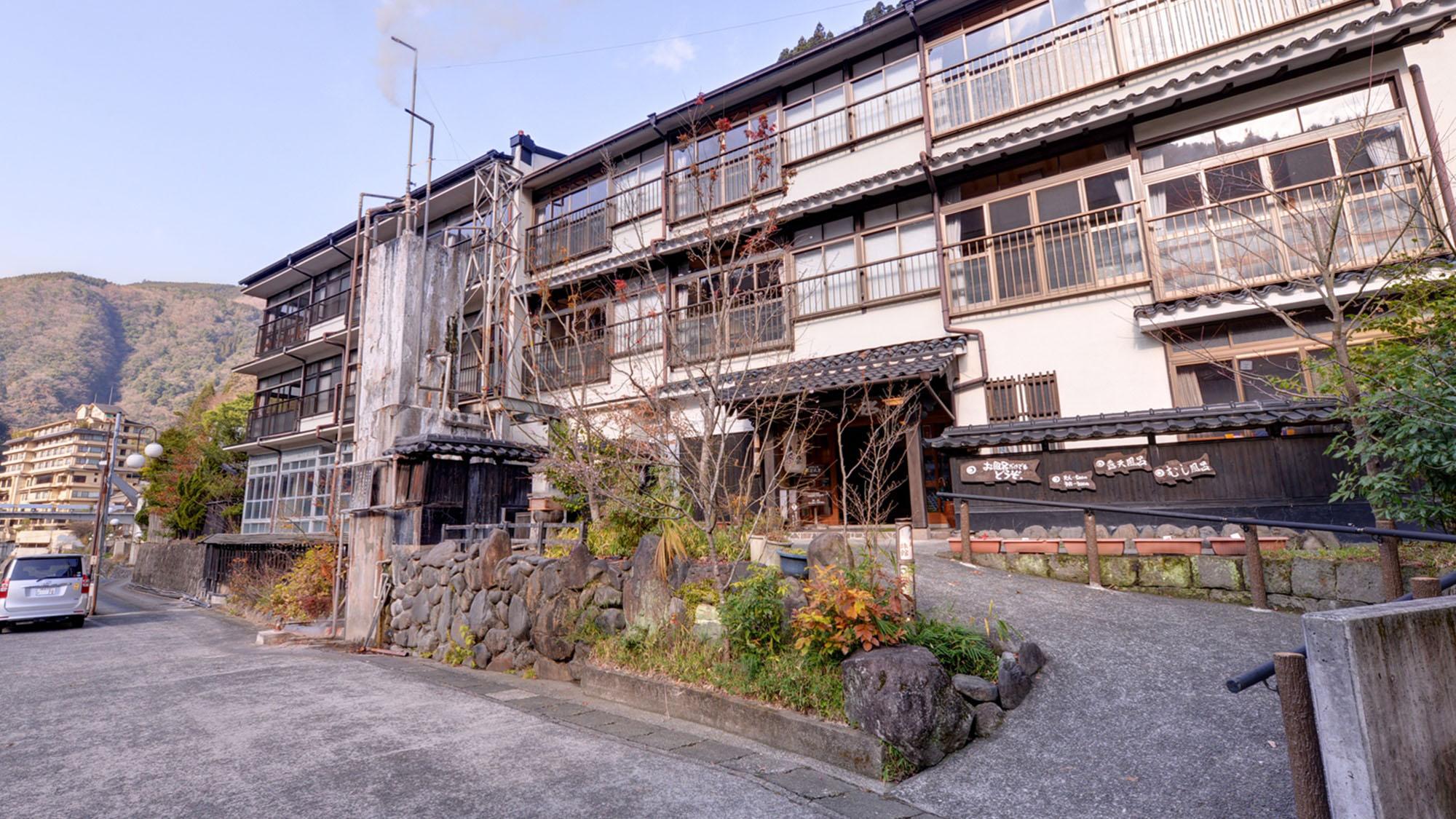 インスタ映えしそうな可愛い浴衣のある宿を黒川温泉で探しています!