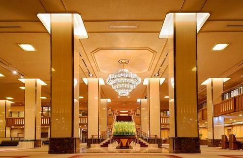 帝国ホテル東京の室内