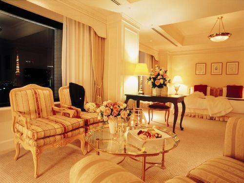 第一ホテル東京の室内