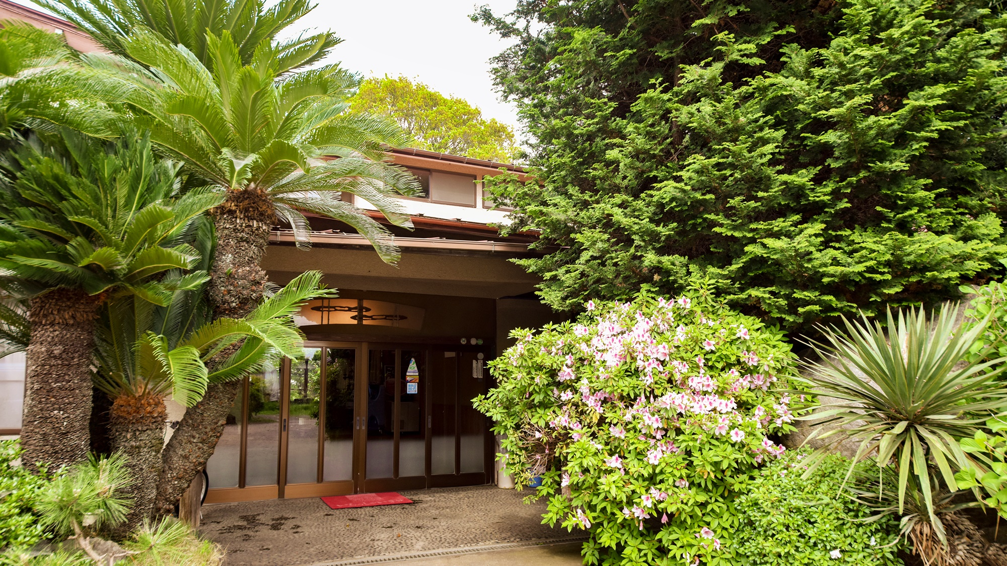 割烹旅館 水明荘