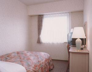 琴似グリーンホテルの客室の写真