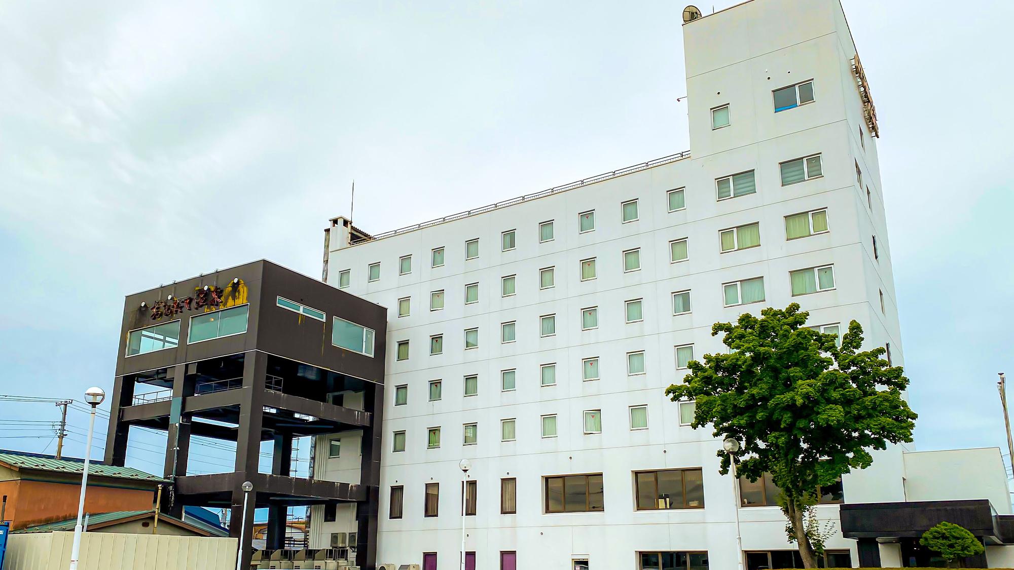 ロイヤルホテル大館 その1
