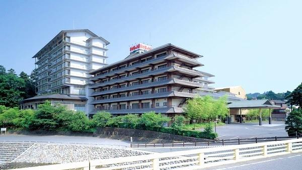 磯部温泉 舌切雀のお宿 ホテル磯部ガーデン...