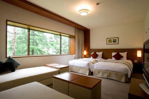 軽井沢プリンスホテルの部屋画像