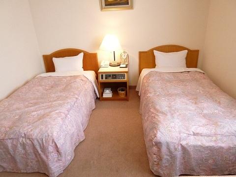 ホテル銀翠の客室の写真
