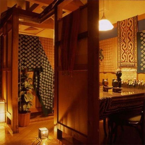 那須温泉 アジアン個室ダイニングの宿 ペンション ベルザキャットの部屋画像