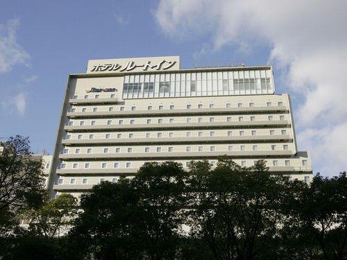 ホテルルートイン大阪本町 その1