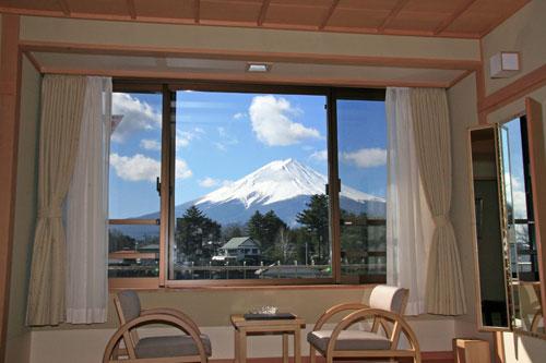 河口湖温泉 湯けむり富士の宿 大池ホテル 画像