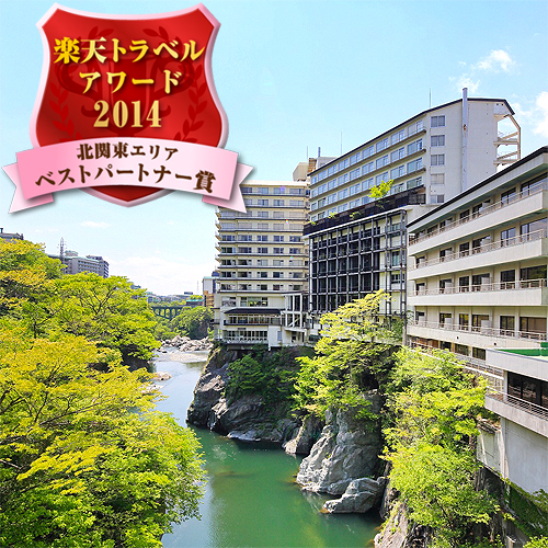 夏に友人と鬼怒川温泉に行きます。露天風呂を楽しめる宿でオススメはありますか?