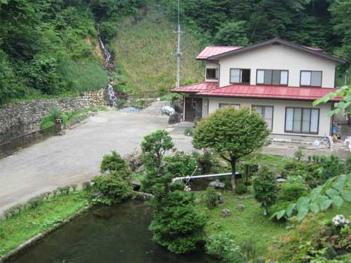 小滝鉱泉の施設画像