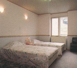 ペンション 丘の杜の客室の写真