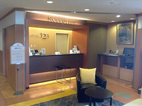 ホテル1ー2ー3島田 画像