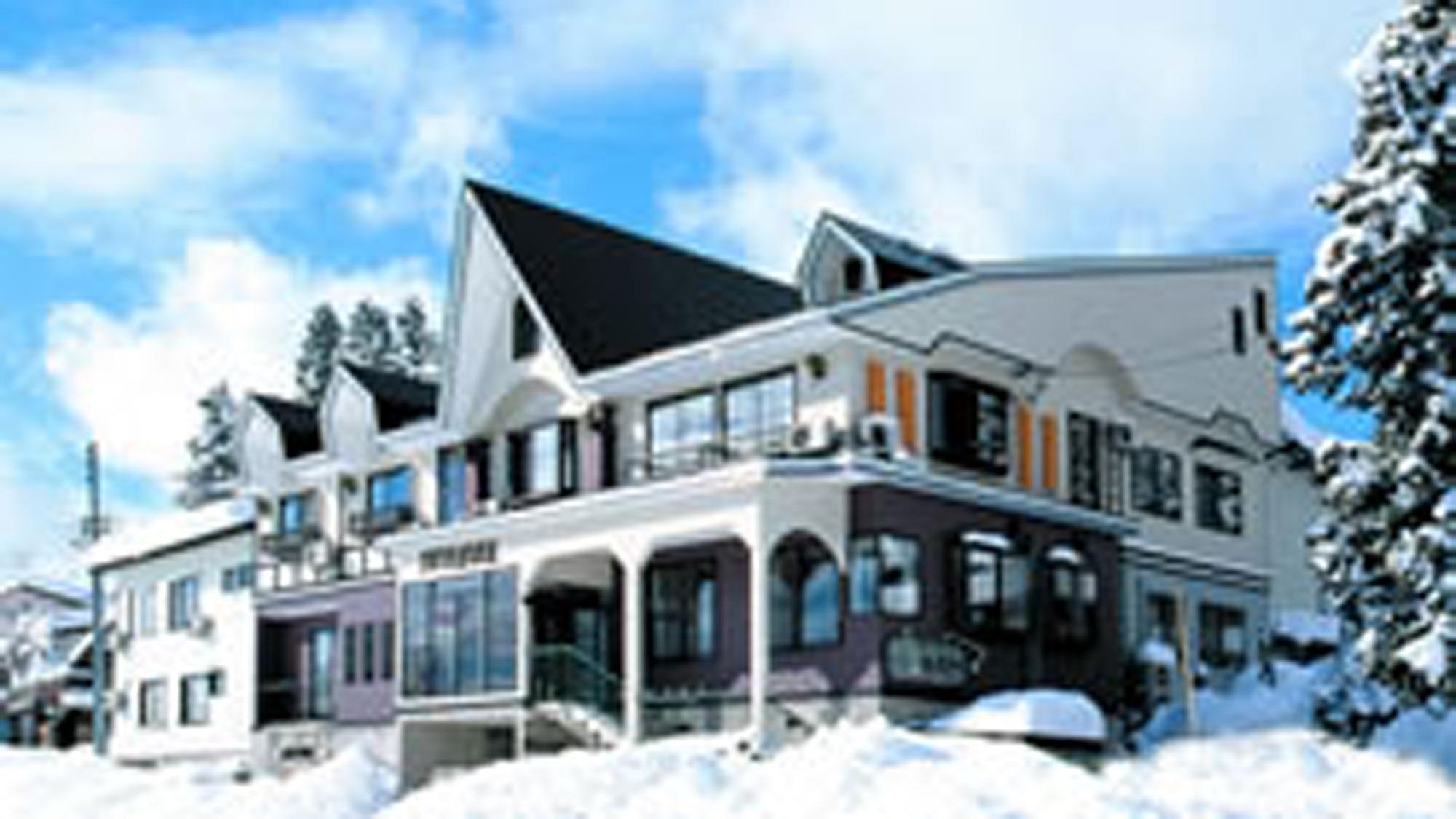 北信州飯山 手打ちそばの宿 ビレッジヒル 壽番館(じゅばんかん)の施設画像