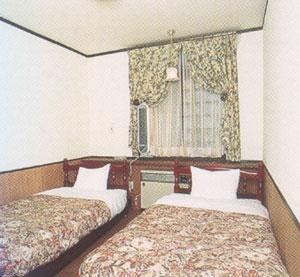 ペンション ワルツの客室の写真