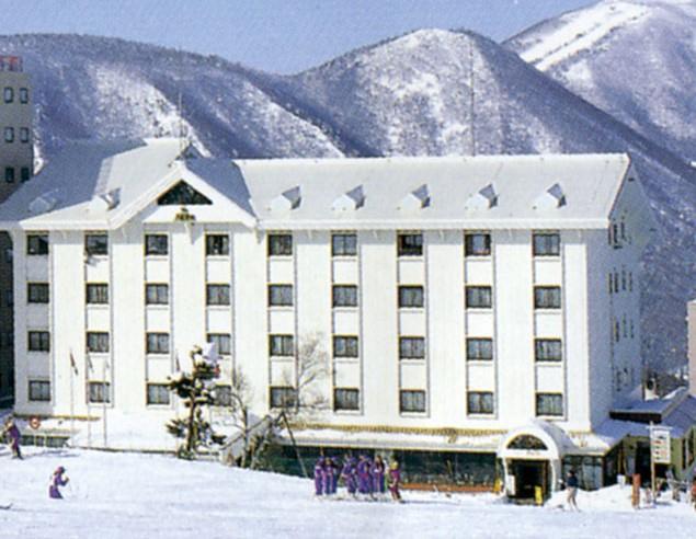 ホテル アルパイン<長野県>の詳細