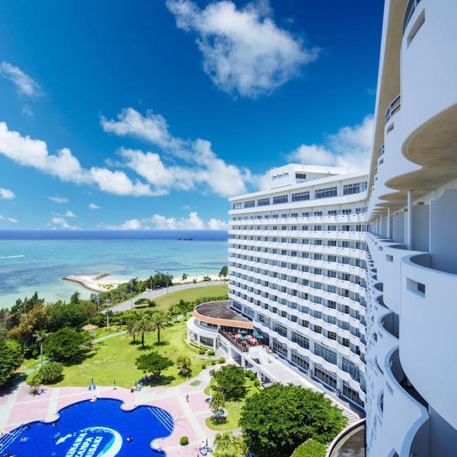 沖縄残波岬ロイヤルホテル(2018年4月1日から ロイヤルホ...