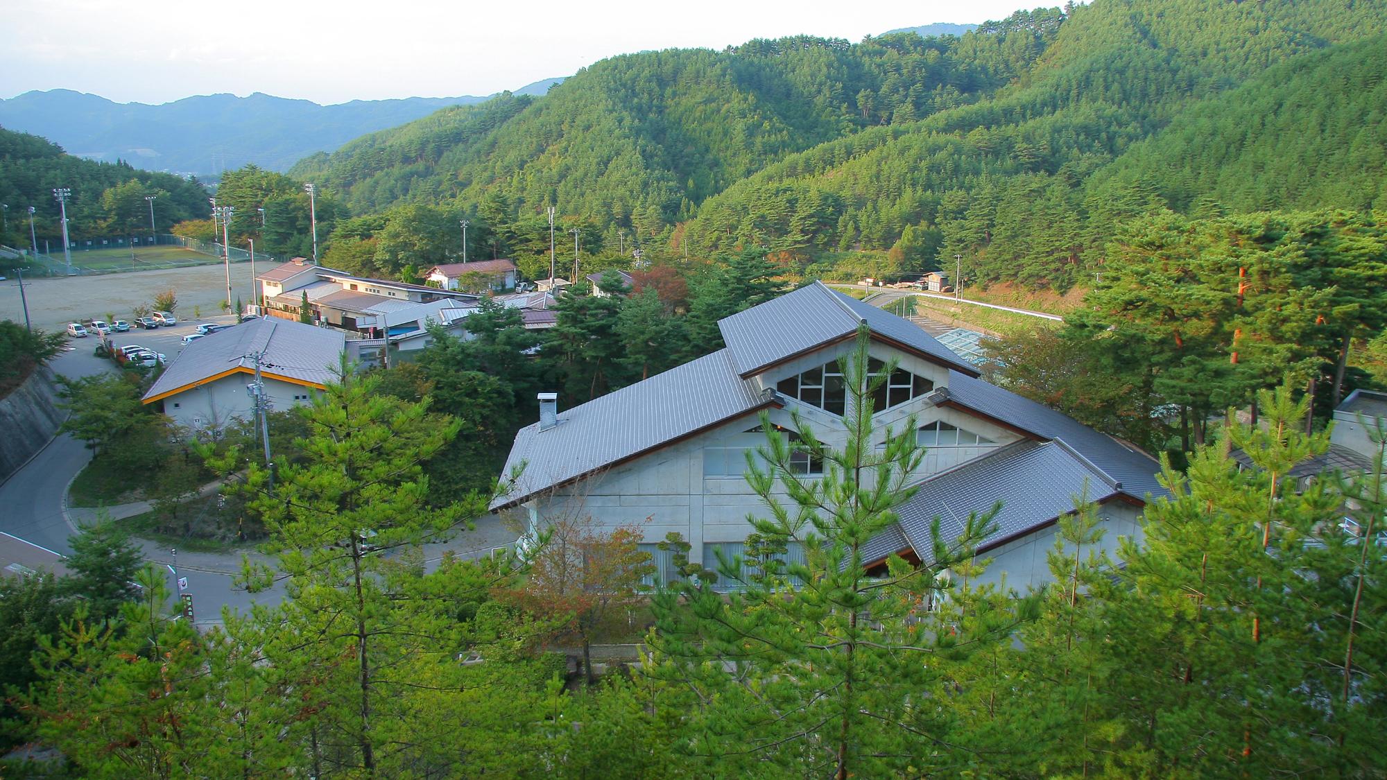 長野で両親と松茸料理を食べられる宿