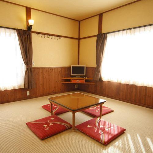 いわっぱらのゆ ロッヂ山びこの客室の写真