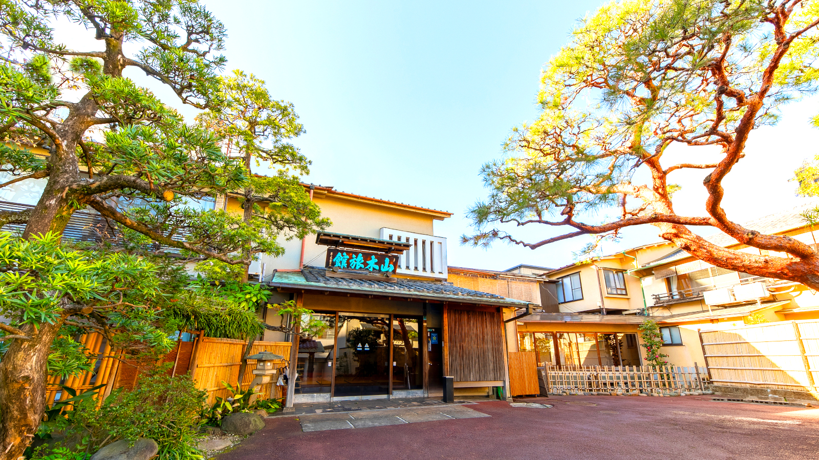 熱海温泉 山木旅館 その1
