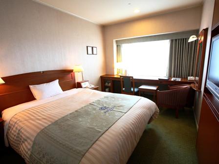 ホテルボストンプラザ草津 びわ湖の客室の写真