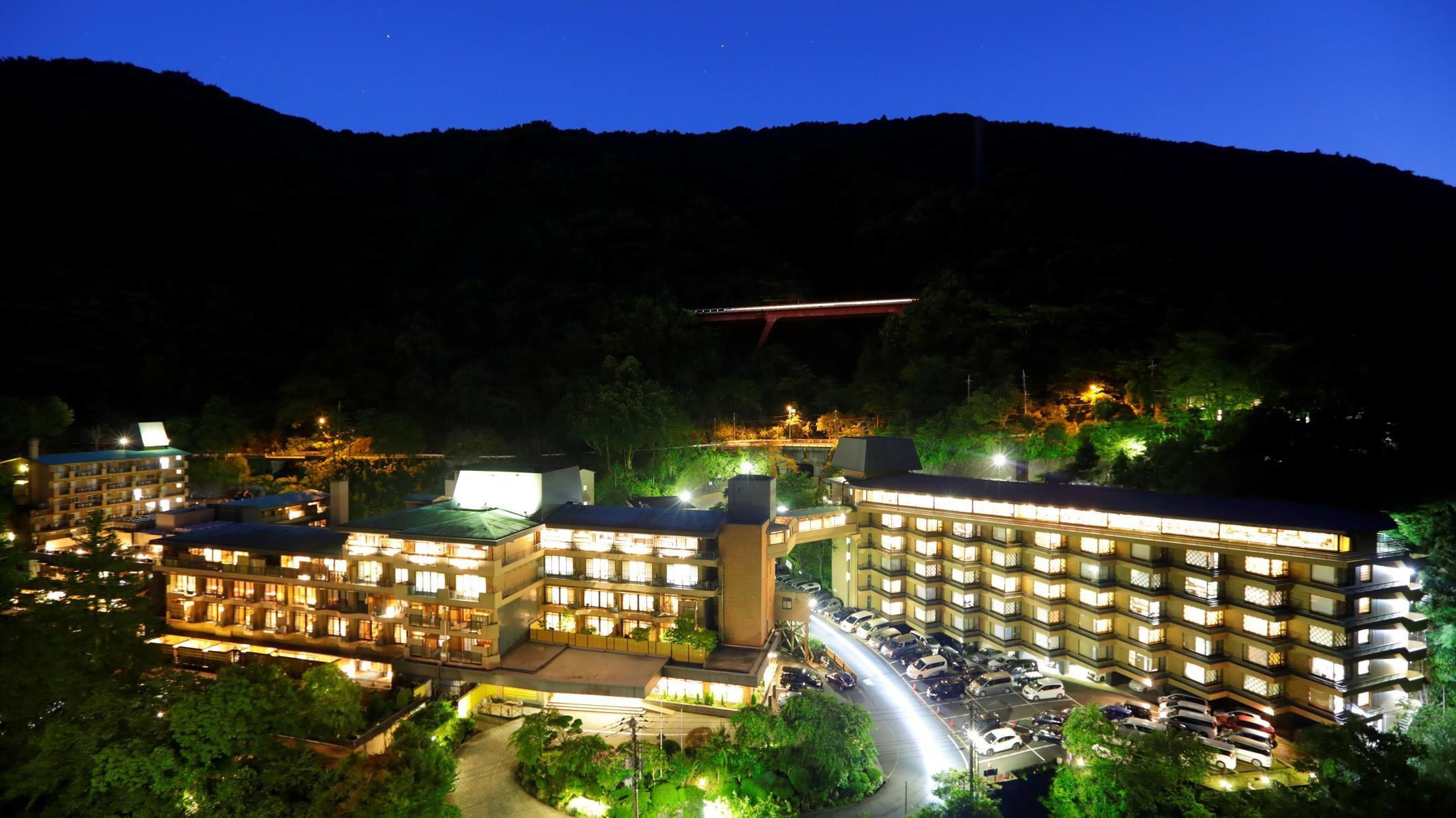 箱根温泉で格安料金だと嬉しい!ちょっとワガママに、客室露天風呂付の温泉旅館を教えて!