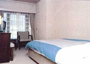 名古屋フラワーホテルの客室の写真