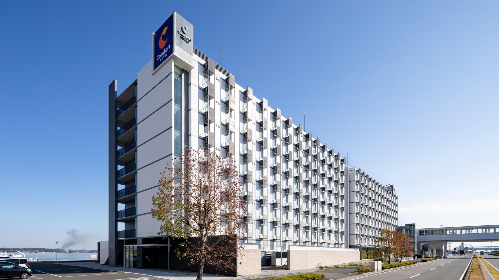 中部空港を早朝に出発する際の安いホテル