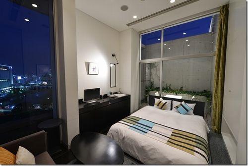 ホテル フレックスの客室の写真
