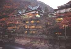 昔ながらの雰囲気が残る、箱根温泉の老舗の宿はありますか?