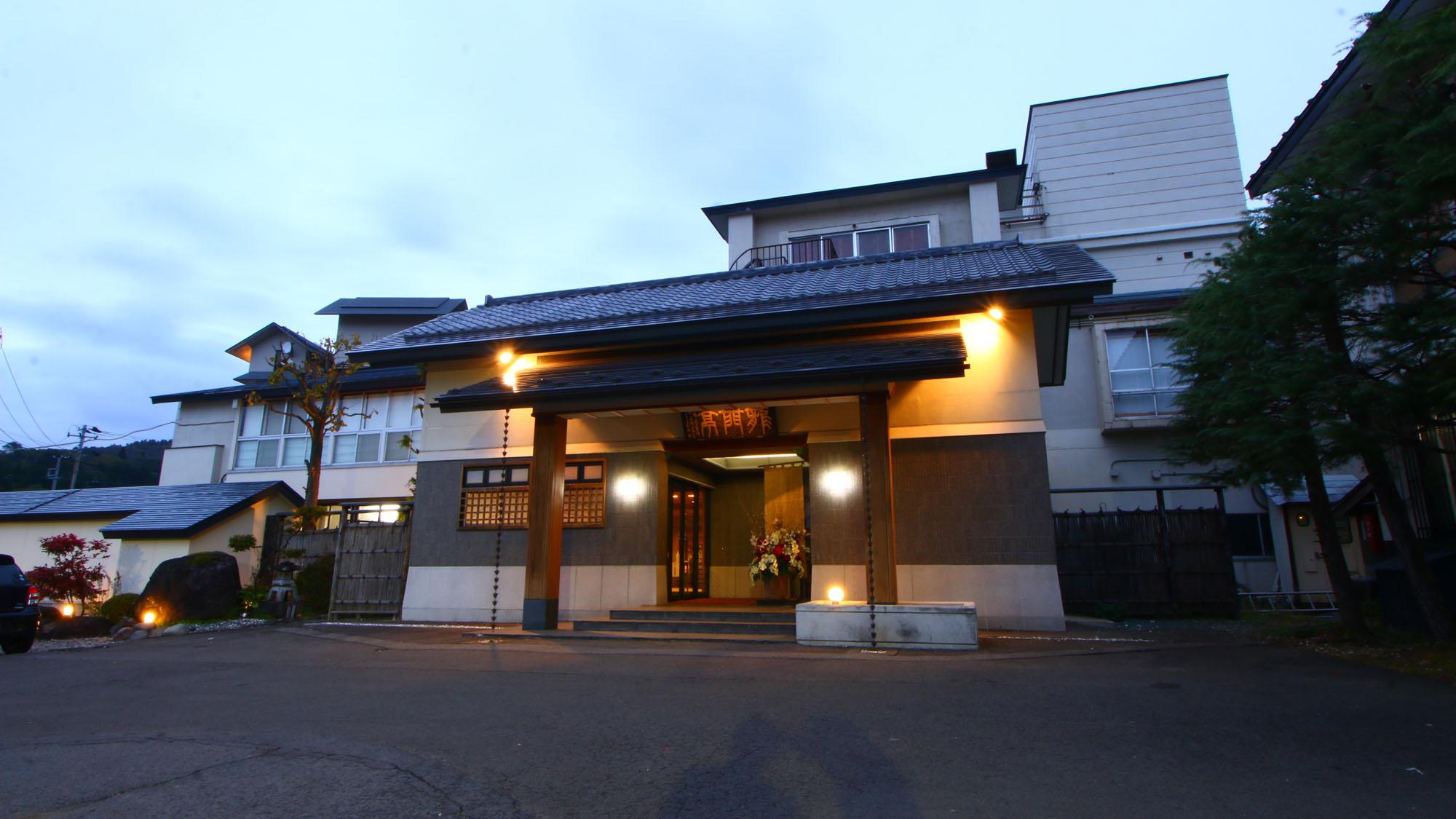 龍門亭・千葉旅館