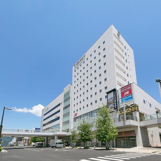 ホテルサンルート上田