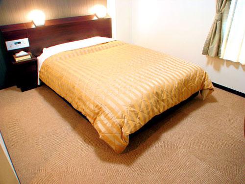 トウエイホテルの客室の写真