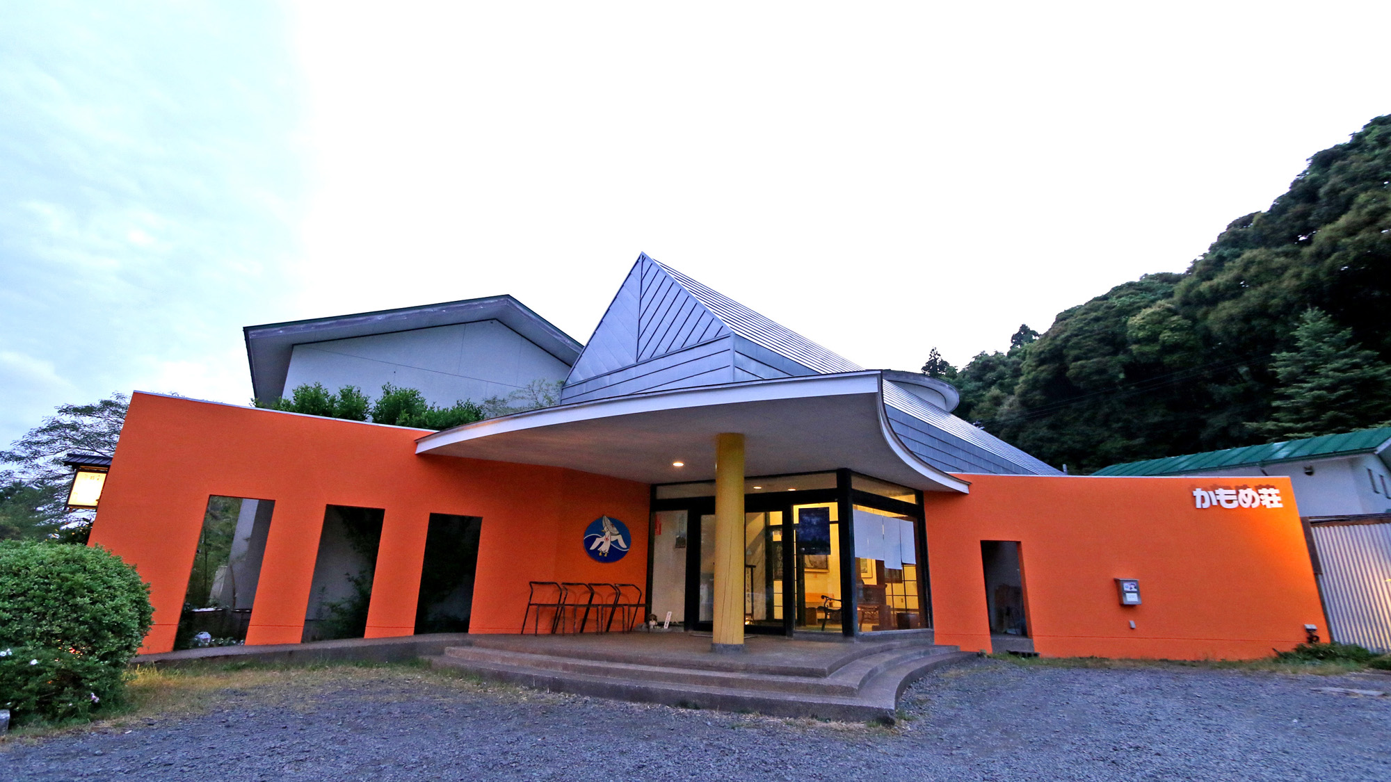小木温泉 旅館かもめ荘 <佐渡島>...