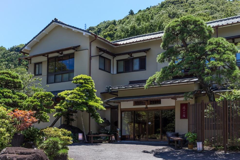 箱根湯本温泉 庭園露天を味わう宿 湯さか荘...