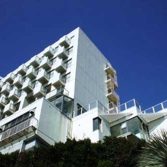 熱海オーシャンホテルの外観