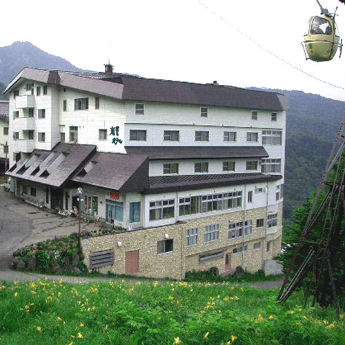 岩菅ホテル