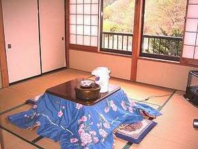 湯西川温泉 民宿やま久 囲炉裏の温泉民宿 画像