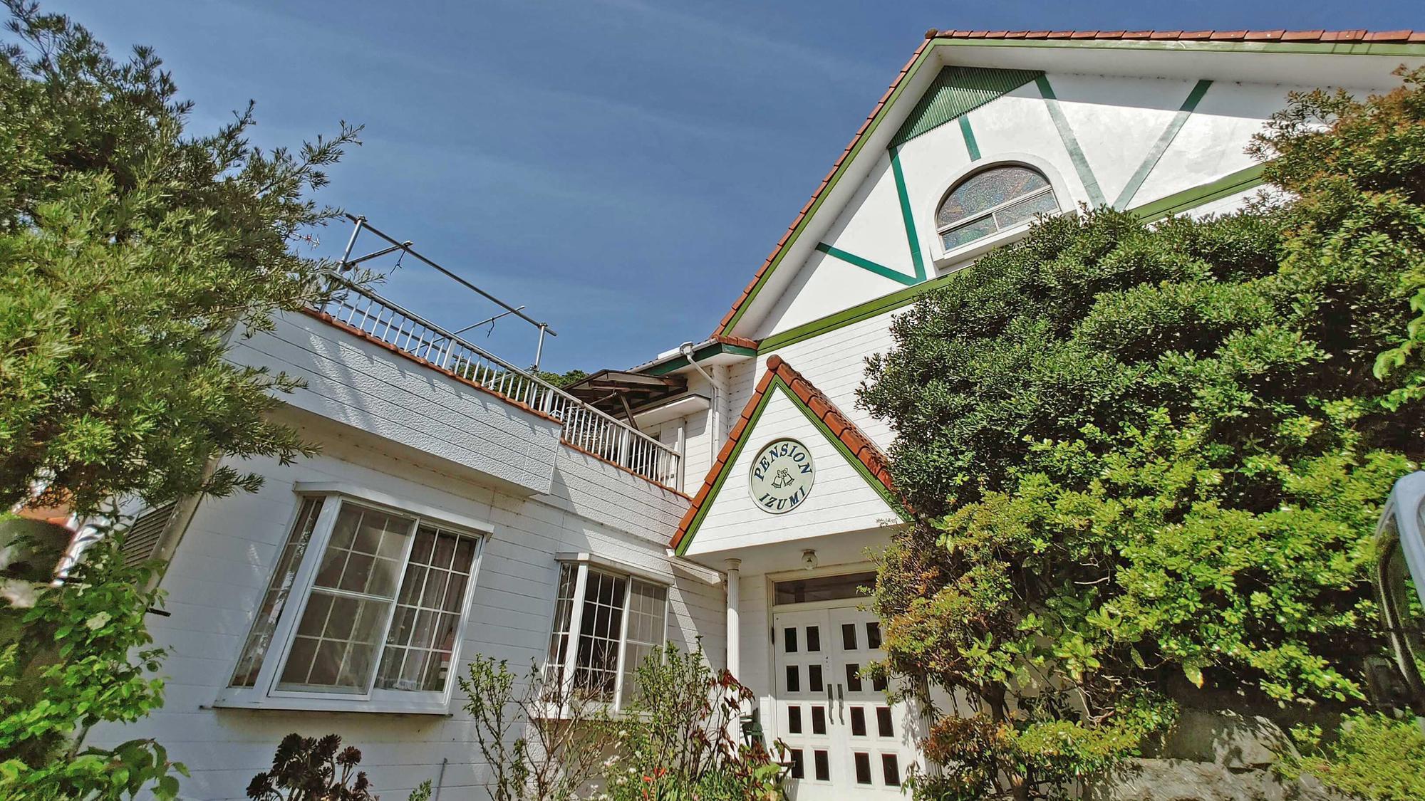 土肥温泉 リゾートペンション IZUMI
