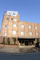 ビジネスホテル 松阪の外観