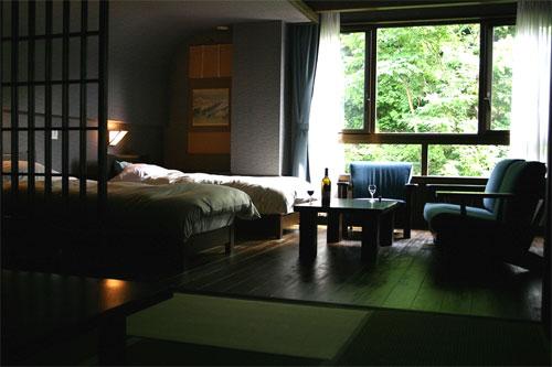 貸切露天風呂の宿 新潟・松之山温泉 山の森のホテル ふくずみ 画像